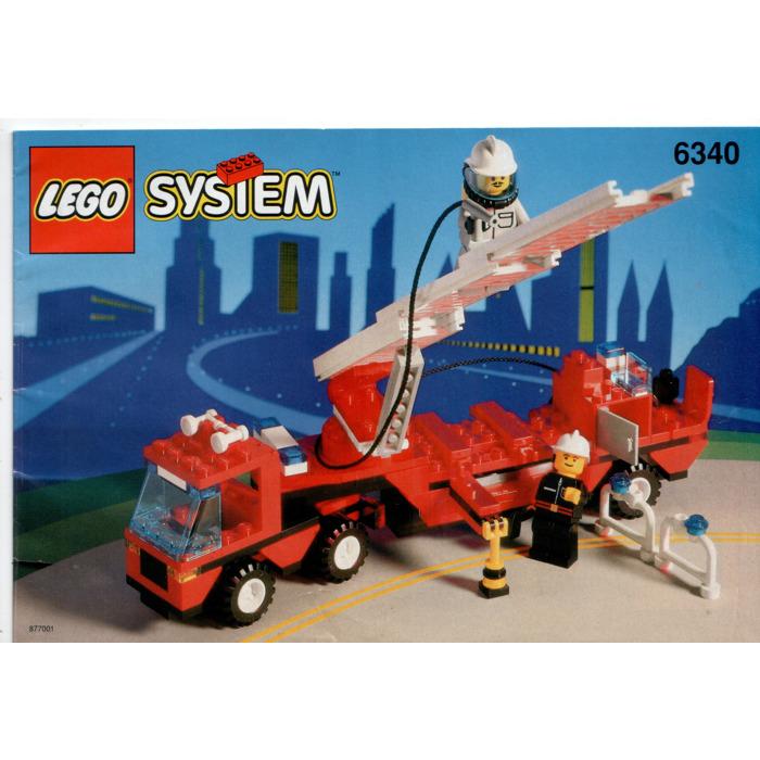 Old Lego Set Instructions