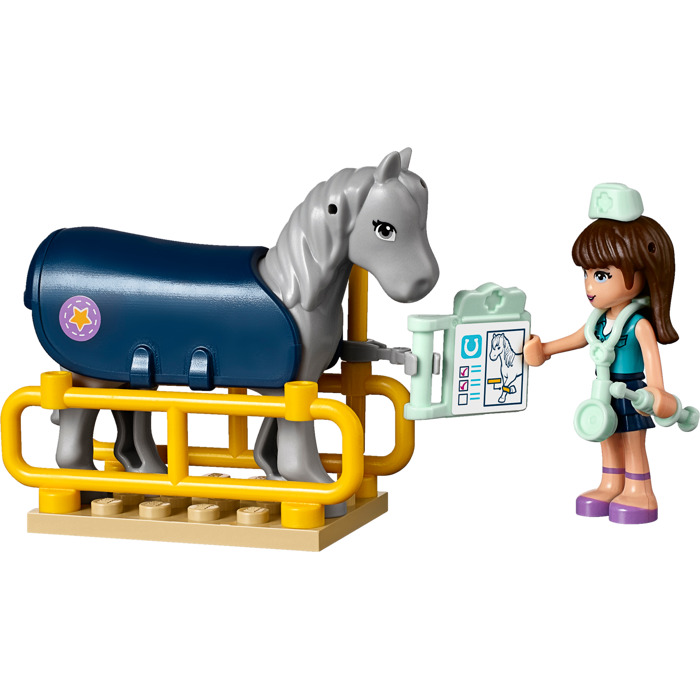 lego friends 41125 instructions