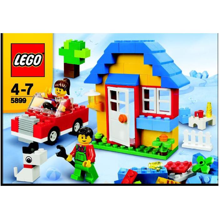 Lego House Building Set 5899 Instructions Brick Owl Lego Marketplace