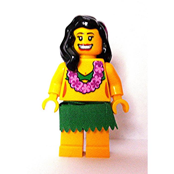 Lego Ballerina Hair Piece