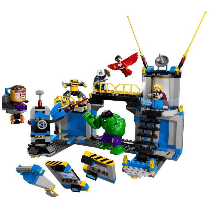 LEGO Hulk Lab Smash Set 76018 | Brick Owl - LEGO Marketplace
