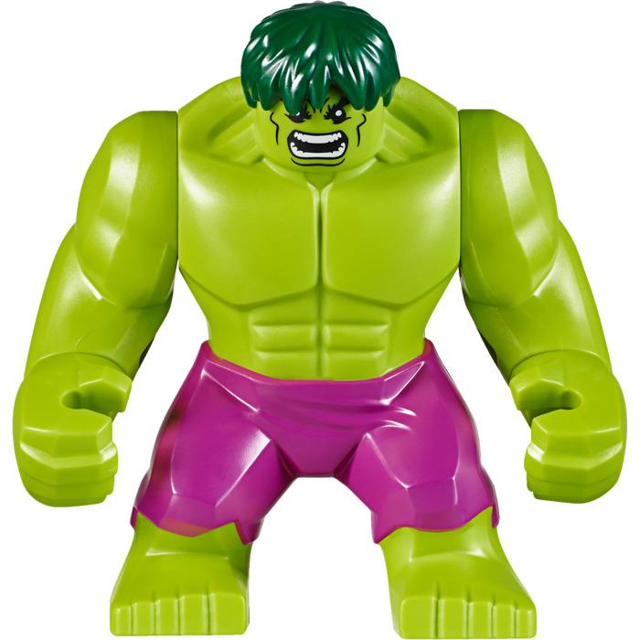 LEGO Hulk Vs. Red Hulk Set 76078 | Brick Owl - LEGO ...