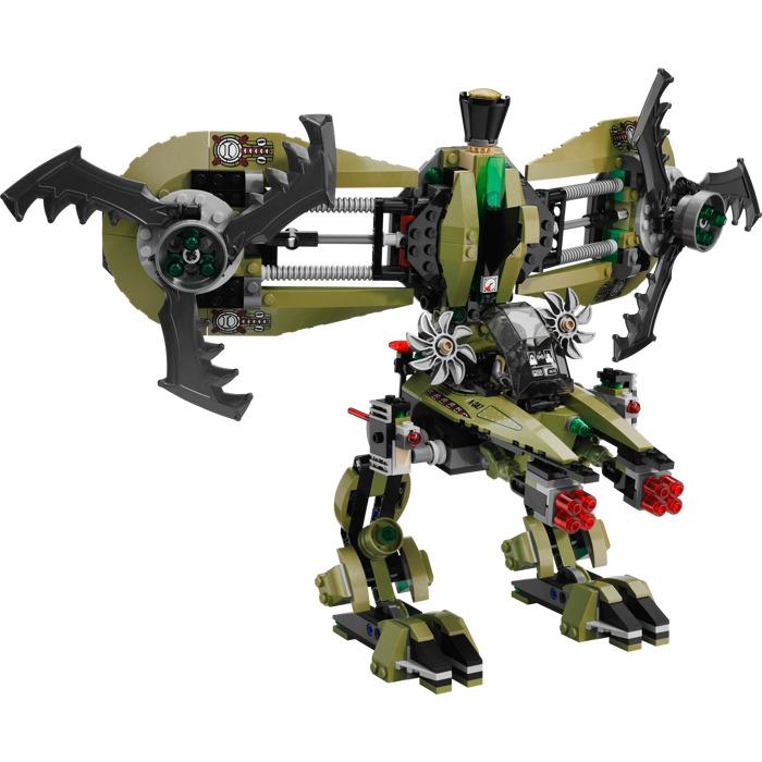 LEGO Hurricane Heist Set 70164