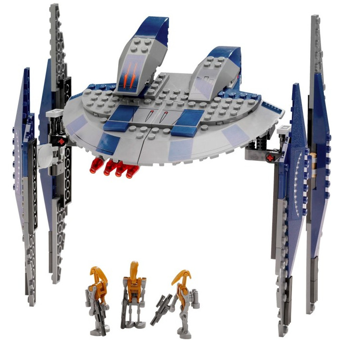 Lego hyena droid bomber set 8016 brick owl lego - Lego star wars vaisseau droide ...