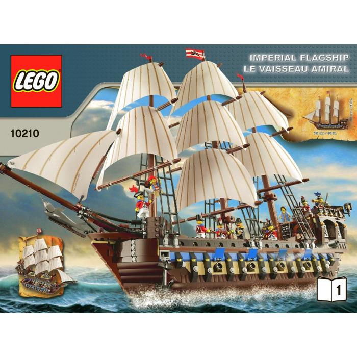 Lego Imperial Flagship Set 10210 Instructions Brick Owl Lego