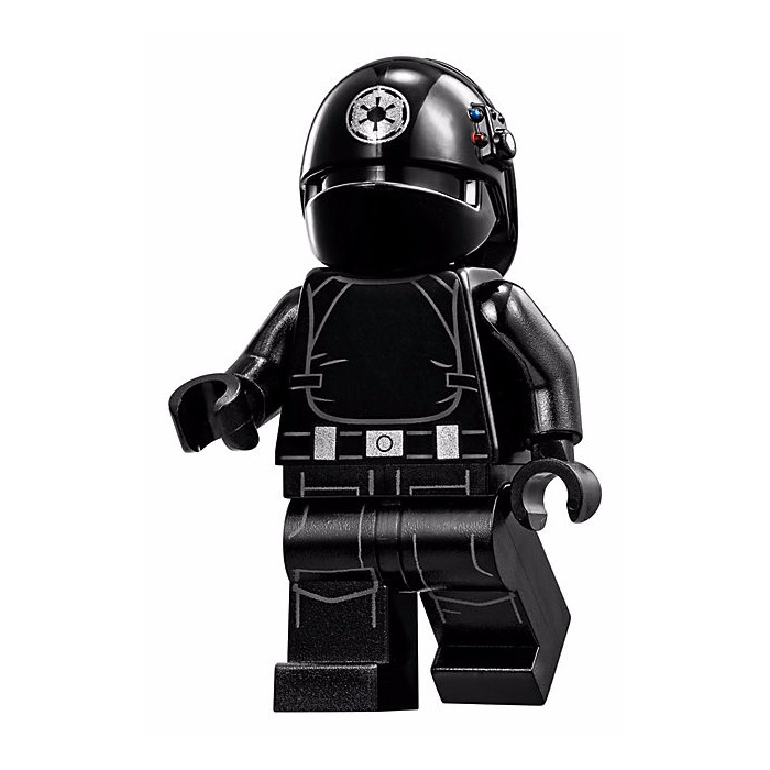 LEGO Imperial Gunner With Closed Mouth Minifigure