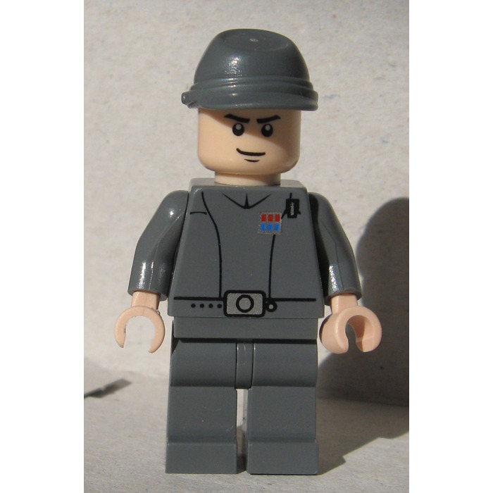 Lego Dark Stone Gray Cavalry Cap 30135 Comes In Brick Owl Lego