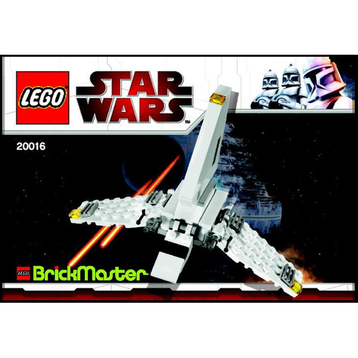 Lego Imperial Shuttle Set 20016 Instructions Brick Owl Lego