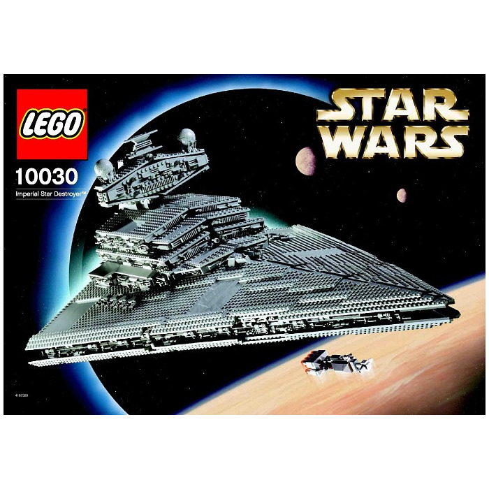 lego imperial star destroyer set 10030 brick owl lego marketplace. Black Bedroom Furniture Sets. Home Design Ideas