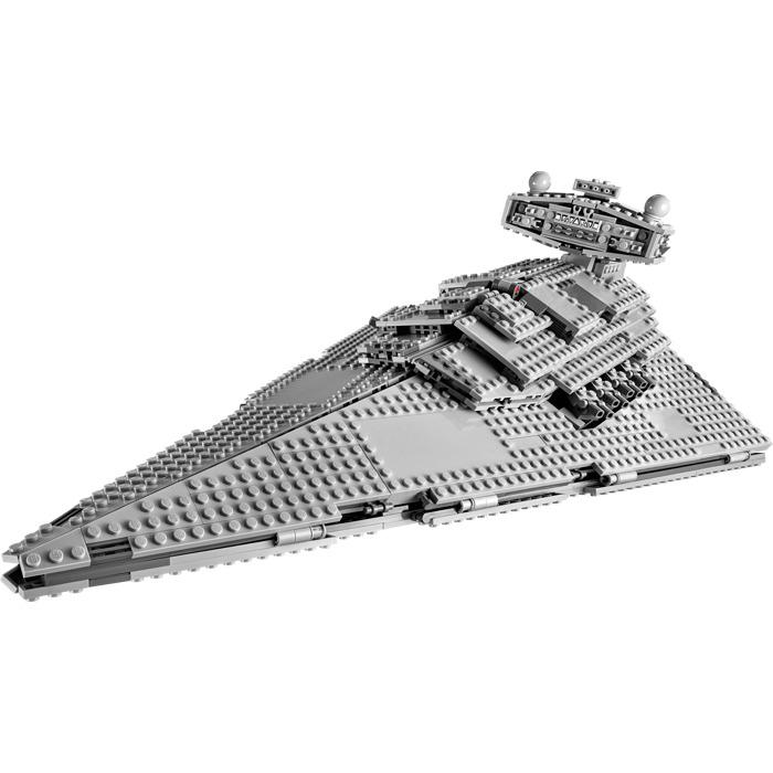 Lego imperial star destroyer set 75055 brick owl lego - Croiseur star wars lego ...