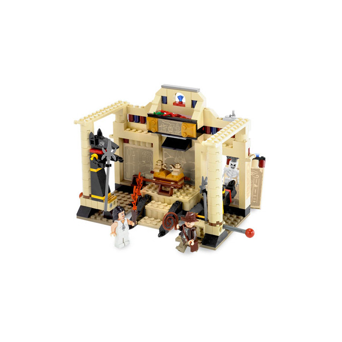 STICKERS Lego Indiana Jones 7621 Lost Tomb Stickers Only NEW Original//Genuine