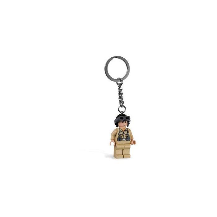 Lego Indiana Jones Guard Key Chain 852147 Brick Owl Lego