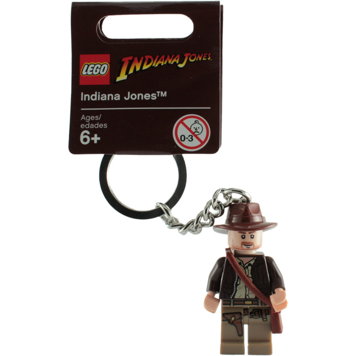 Lego Indiana Jones Key Chain 852145 Brick Owl Lego Marketplace