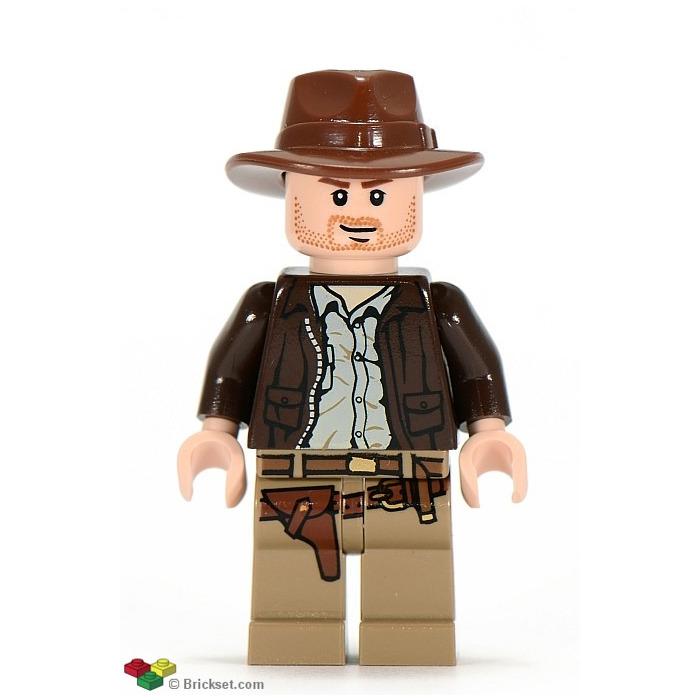 Lego Indiana Jones Minifigure Brick Owl Lego Marketplace