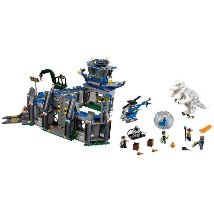 LEGO Indominus Rex Breakout Set