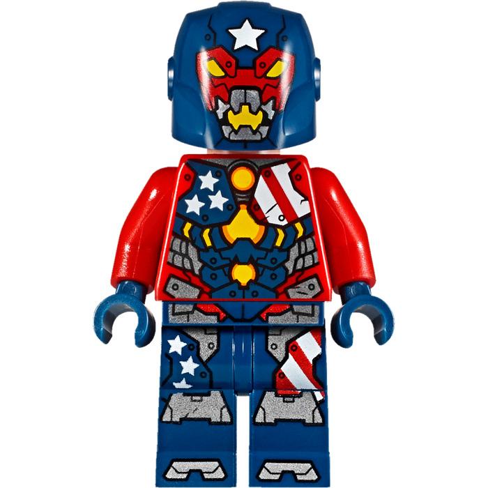 LEGO Iron Man: Detroit Steel Strikes 76077 | Brick Owl ...