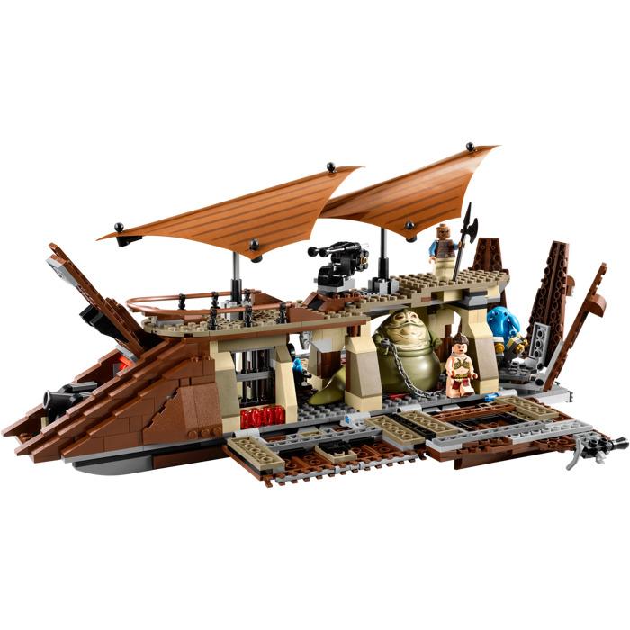 Lego Jabbas Sail Barge Set 75020 Brick Owl Lego Marketplace