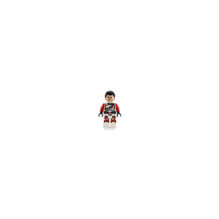 LEGO Jace Malcom Republic Trooper Minifigure