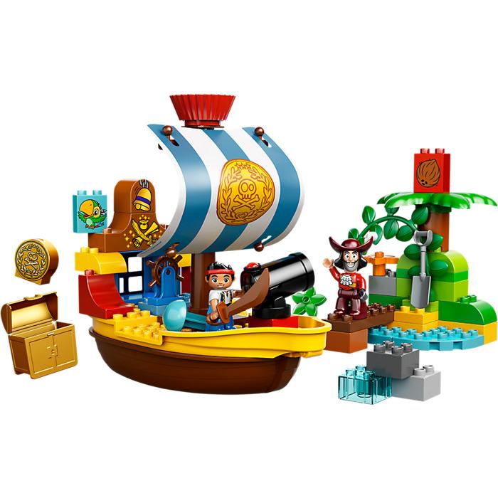 LEGO Jakes Pirate Ship Bucky Set 10514