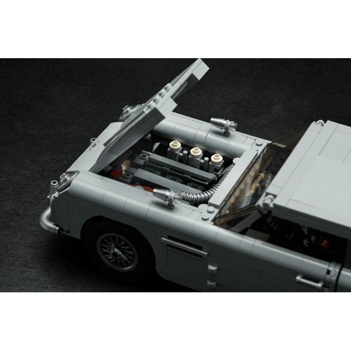 LEGO James Bond Aston Martin DB5 Set 10262