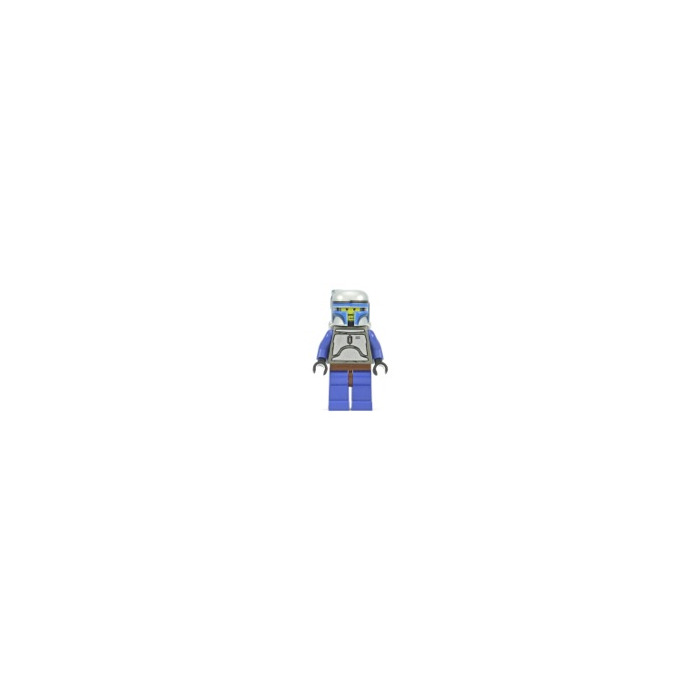 Jango Fett Lego Minifigure 1 Lego Jango Fett Minifigure
