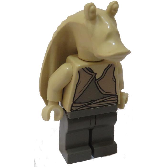 Jar Jar couchettes Star Wars Mini Figure Custom Fits Major Brand blocs briques