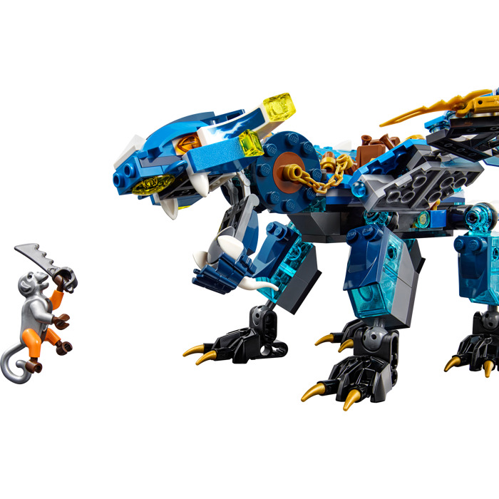lego jays elemental dragon
