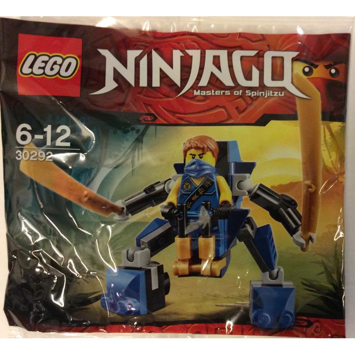 LEGO Jay's Nano Mech Set 30292 | Brick Owl - LEGO Marketplace