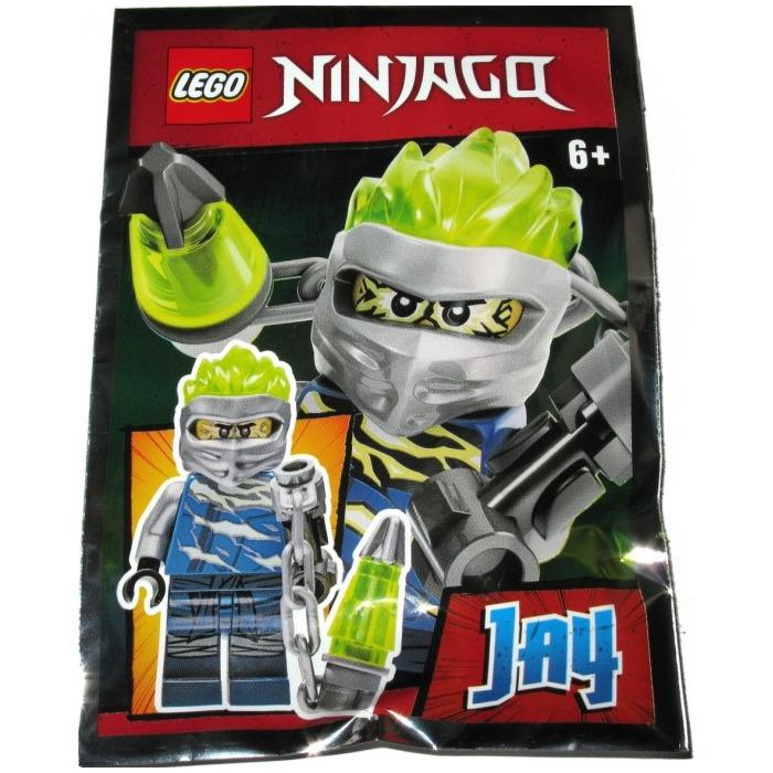 LEGO Jay Set 891958 | Brick Owl - LEGO Marketplace