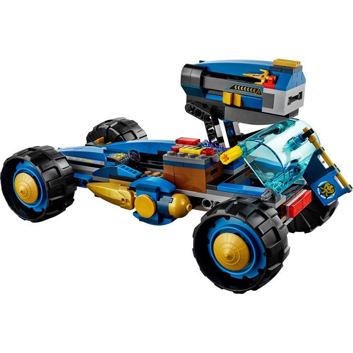 LEGO Jay Walker One Set 70731 | Brick Owl - LEGO Marketplace