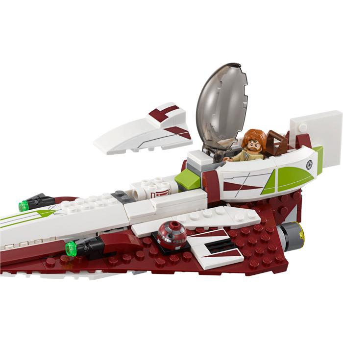 Lego Jedi Starfighter With Hyperdrive Set 75191 Brick Owl Lego