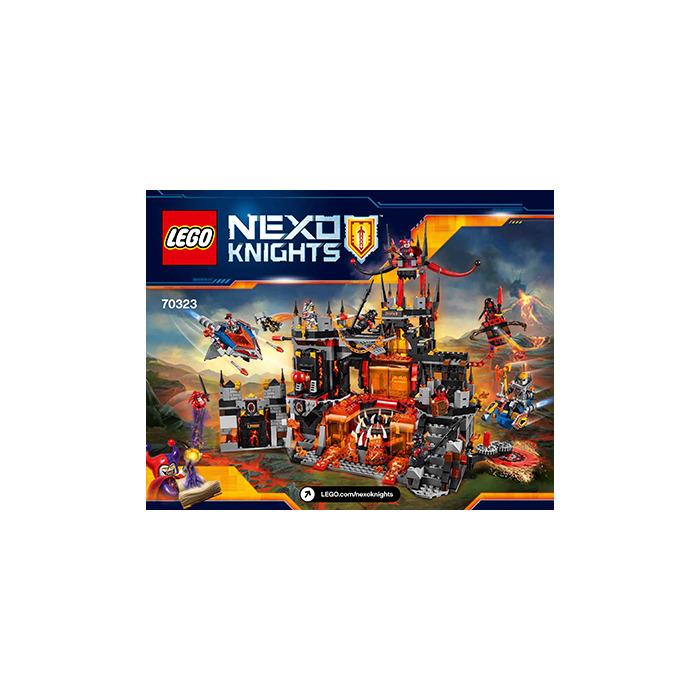 lego nexo knights 70323 instructions