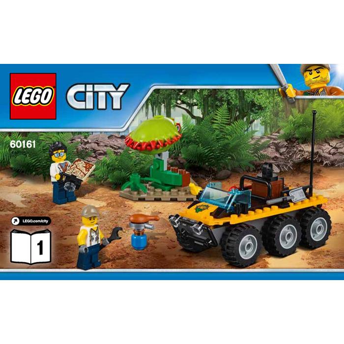 54c1c6cf05a3 LEGO Jungle Exploration Site Set 60161 Instructions | Brick Owl - LEGO  Marketplace