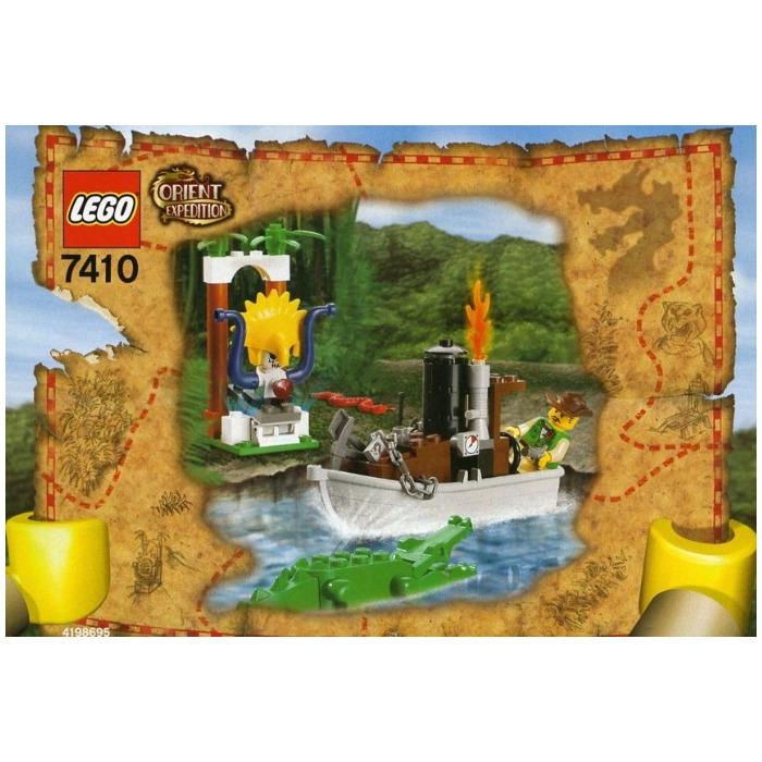 LEGO Jungle River Set 7410   Brick Owl - LEGO Marketplace