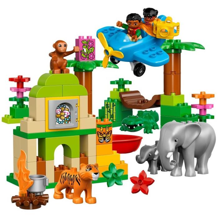 lego jungle set 10804 brick owl lego marketplace. Black Bedroom Furniture Sets. Home Design Ideas