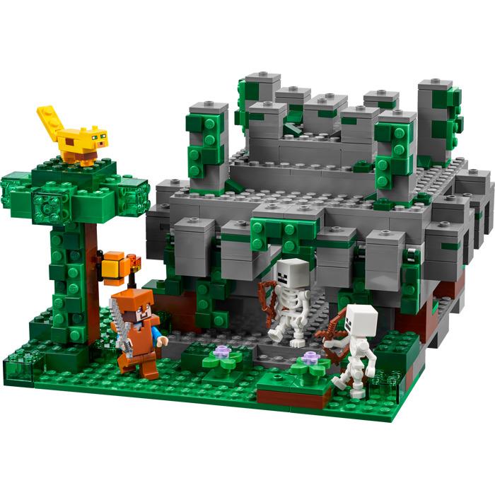 Hardest Lego Set >> LEGO Jungle Temple Set 21132 | Brick Owl - LEGO Marketplace