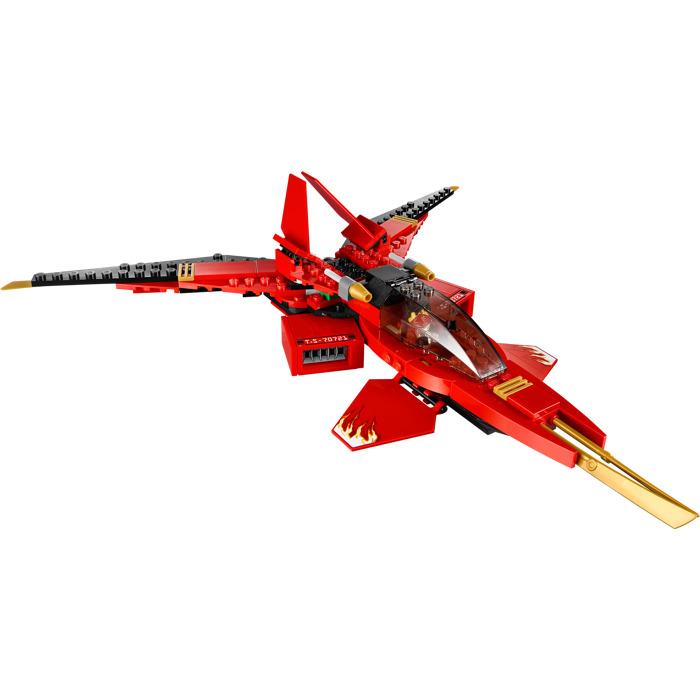 lego kai fighter set 70721 brick owl lego marketplace