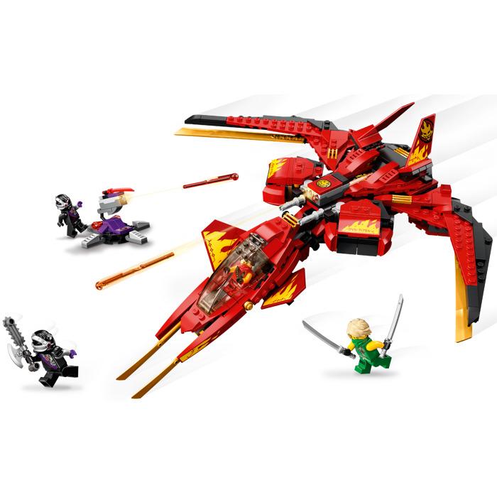 Lego Kai Fighter Set 71704 Brick Owl Lego Marketplace