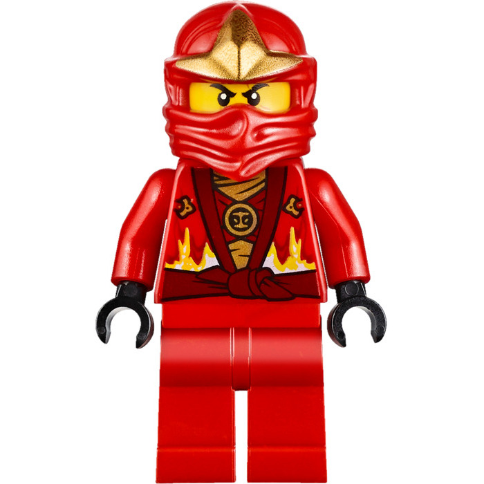 Lego Kai Reboot With Zx Hood Minifigure Inventory