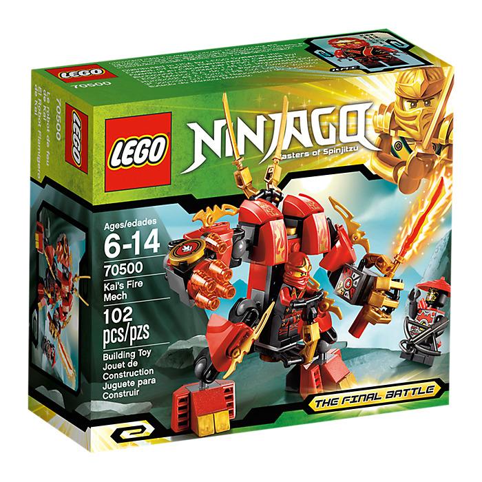 Lego kai 39 s fire mech set 70500 brick owl lego marketplace - Lego ninjago logo ...