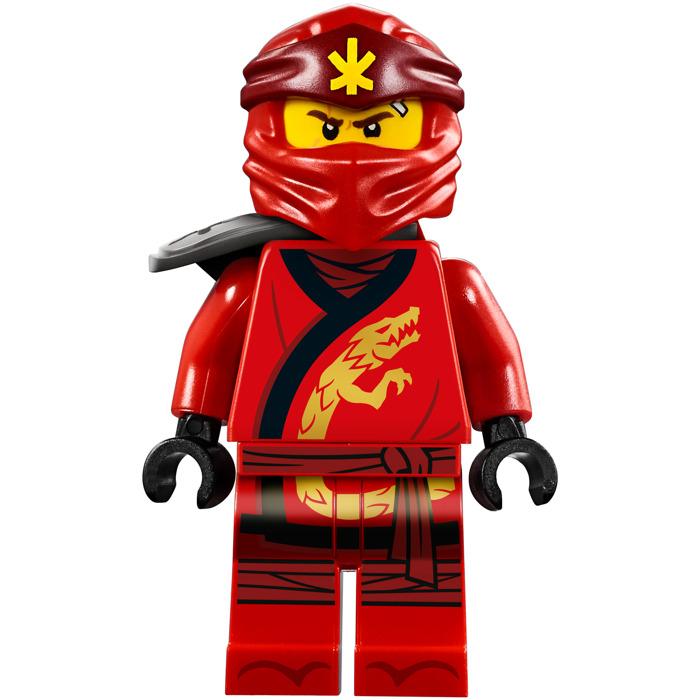 Lego Red Kai Minifig Torso 76382 Comes In Brick Owl Lego Marketplace