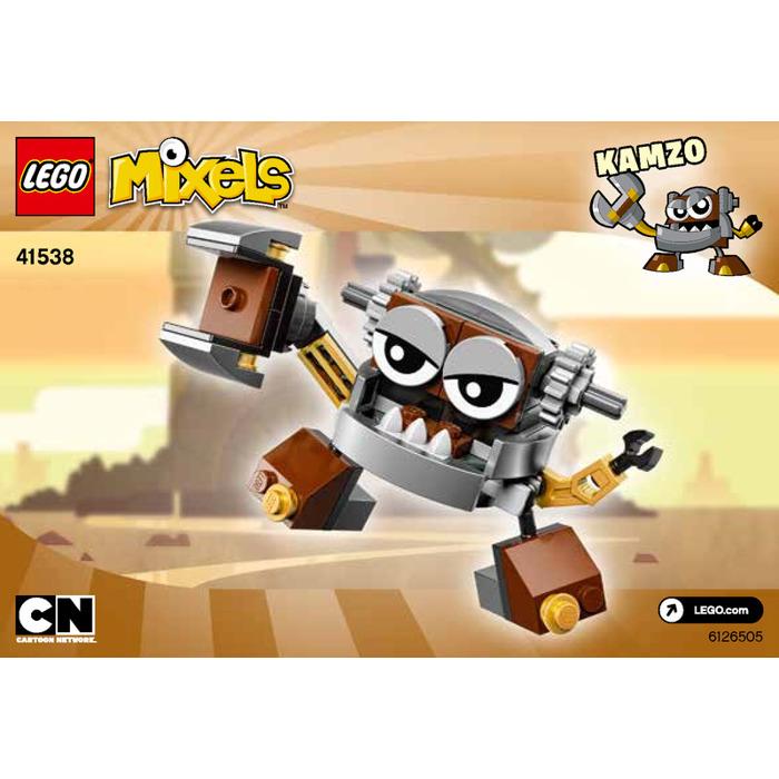 Lego Kamzo Set 41538 Instructions Brick Owl Lego Marketplace
