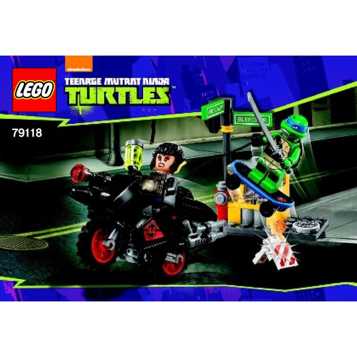 Lego Karai Bike Escape Set 79118 Instructions Brick Owl Lego