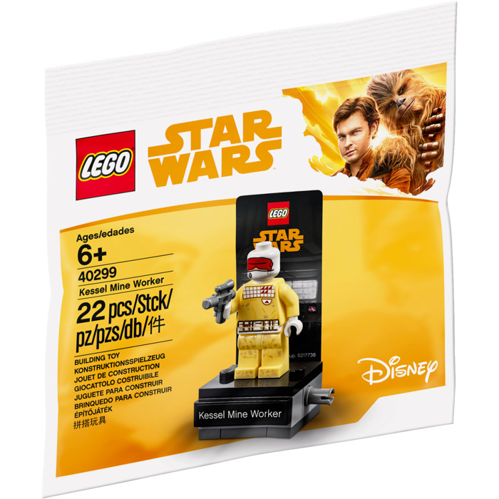 Lego Set 40299 Worker Kessel Mine N0mwvO8n