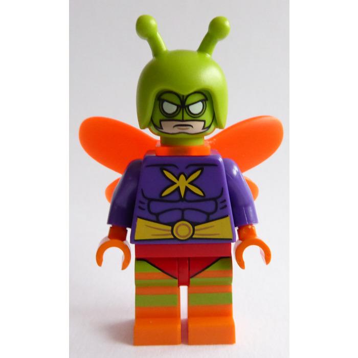 LEGO Killer Moth Minifigure | Brick Owl - LEGO Marketplace