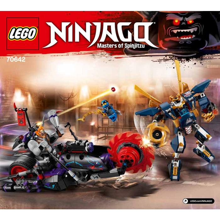 lego killow vs samurai x set 70642 instructions - Legocom Ninjago