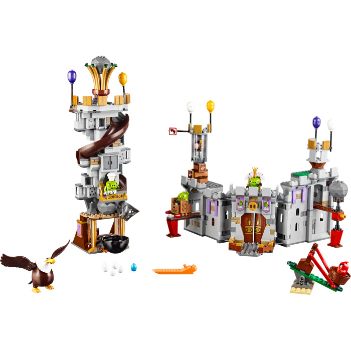 Lego King Pigs Castle Set 75826 Brick Owl Lego Marketplace