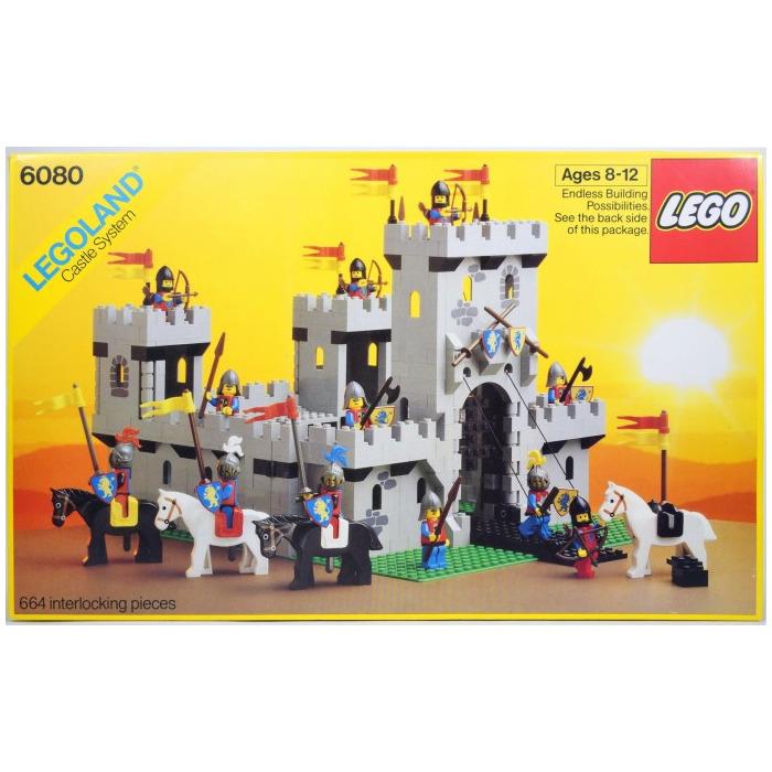 Lego Kings Castle Set 6080 Brick Owl Lego Marketplace
