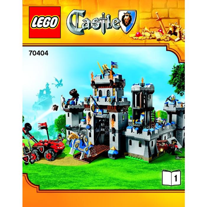 Lego Kings Castle Set 70404 Instructions Brick Owl Lego Marketplace