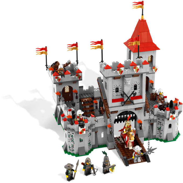 lego king 39 s castle set 7946 brick owl lego marketplace. Black Bedroom Furniture Sets. Home Design Ideas